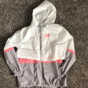 Lightweight Nike Windbreaker
